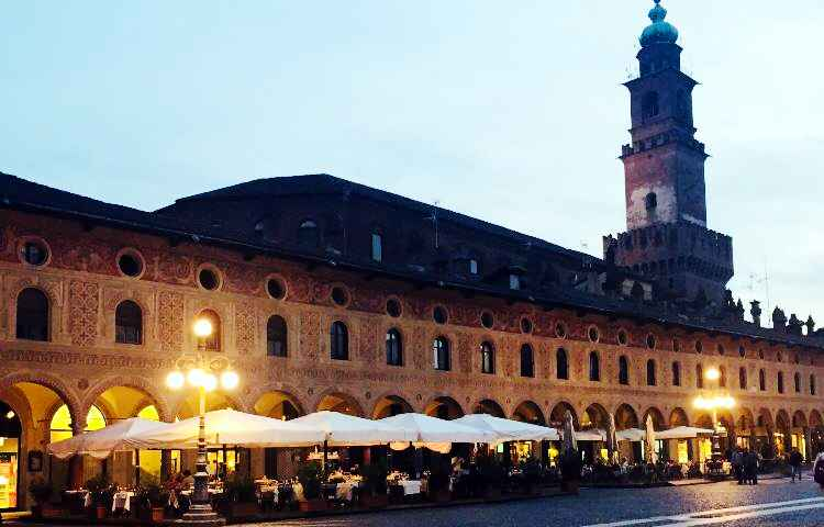 Vigevano in half a day